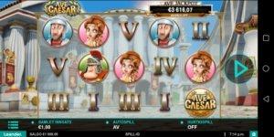 Ave Caesar spilleautomat på mobil ave caesar mobil