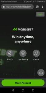 Mobilebet Mobile Casino